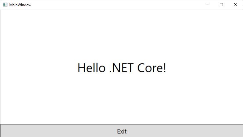 Creating a  NET Core 3 WPF app – Bruno Sonnino