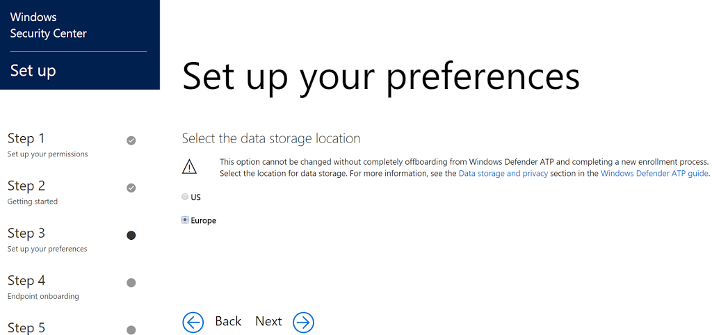 Microsoft Windows Defender ATP Protection Step by Step